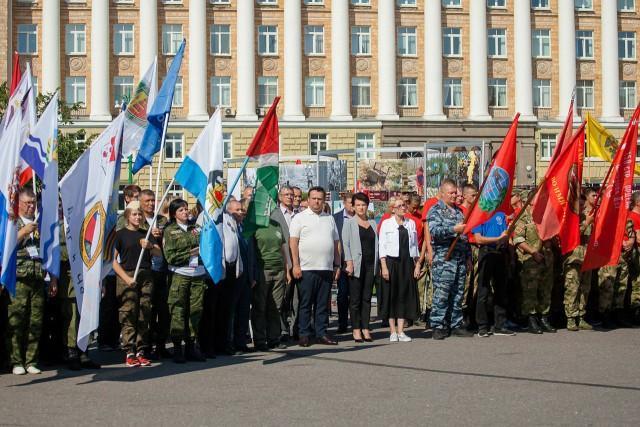 В Великом Новгороде прошли торжества, посвящённые 30-летию поисковой экспедиции «Долина»