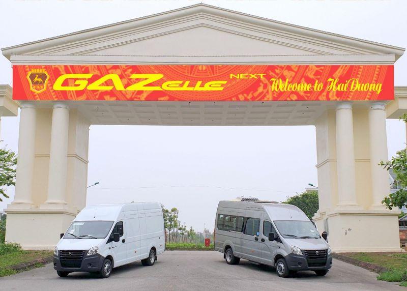 «Группа ГАЗ» начала продажи воВьетнаме