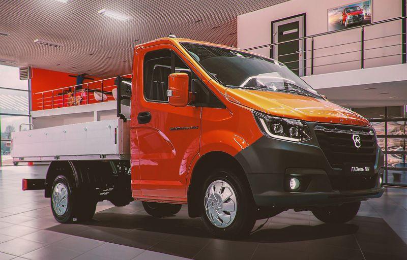 «Газель NN» – универсальный коммерческий автомобиль для любого типа перевозок